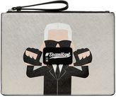 Karl Lagerfeld Team Pouch