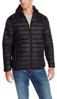 Hawke & Co Men's Big/Tall Hooded Down Packable Jacket