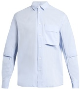 Oamc Canopy cotton shirt
