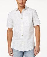 Sean John Men's Linen Shirt