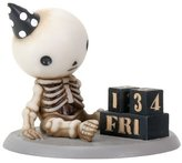 Summit Lucky On His Birthday with Friday The 13Th Blocks Collectible