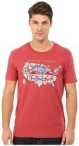 Lucky Brand Budweiser America Graphic Tee