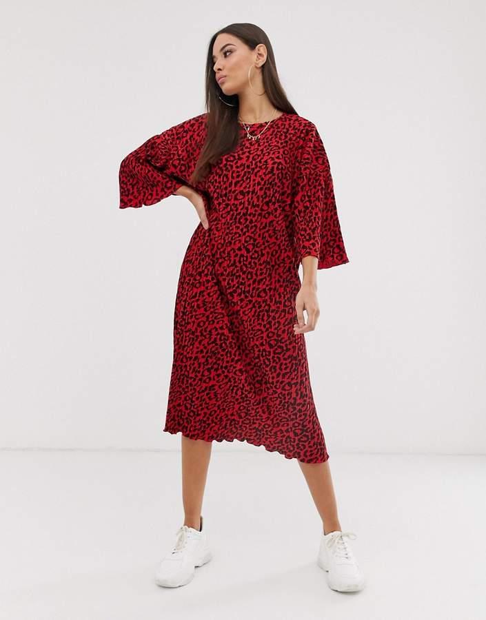 a13c40a2a4d5 Asos Leopard Print Dresses - ShopStyle