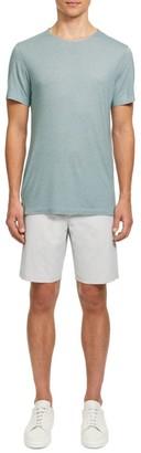 Theory Tidal Silk-Blend T-Shirt
