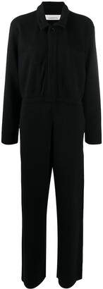 Laneus Long-Sleeve Jumpsuit