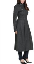 Carmela Military Coat