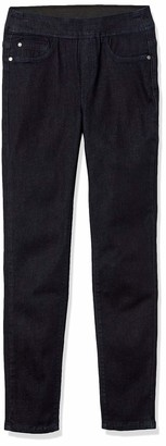 Foxcroft Women's The Uptown Slim Leg Pull-On Stretch Jean