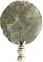 One Kings Lane Vintage Pyrite Sun Lamp Finial