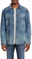 Jean Shop Men's Thurman Denim Shirt Jacket