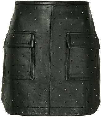 Manning Cartell studded mini skirt