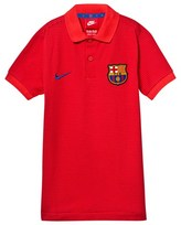 Barcelona FC Kids FC Barcelona Authentic Grand Slam Polo Tee
