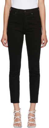Citizens of Humanity Black Olivia Slim Jeans