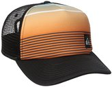 Quiksilver Men's One Size Striped Out Trucker Hat