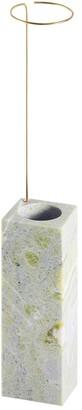 Bloc Studios N.2 Jade Marble Posture Vase