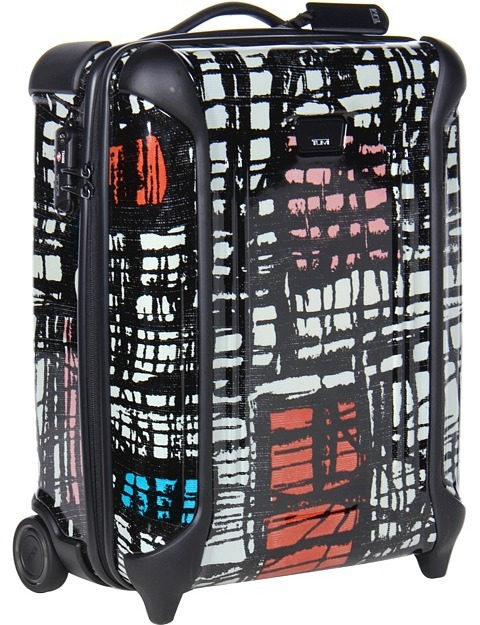 Tumi Vapor - Continental 2-Wheeled Carry-On (Energy Print) - Bags and Luggage