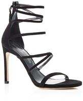 Stuart Weitzman Myex Strappy High Heel Sandals