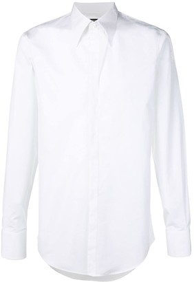 DSQUARED2 classic collared shirt