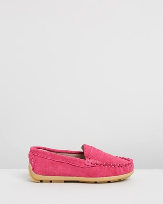 Little Fox Shoes - Pink Loafers - Chelsea Loafers - Size One Size, 23 at The Iconic