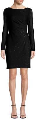 Vince Camuto Embellished Sheath Dress