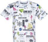 Kenzo Cartoon-print T-shirt