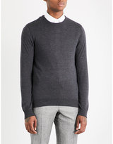 Tiger Of Sweden Matias Knitted Wool Jumper