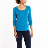Lucy Long Sleeve Workout Tee