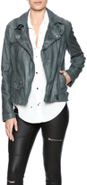 Lucky Brand Authentic Moto Jacket