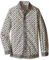 Dolce & Gabbana City Cappelli Rodeo Print Shirt (Big Kids)