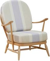 Houseology Ercol Originals Windsor Chair - Clear