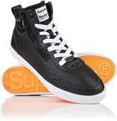 Superdry Nano Zip High Top Sneakers