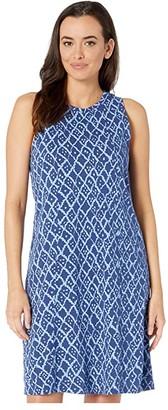 Fresh Produce Almalfi Marissa Dress (Moonlight Blue) Women's Dress