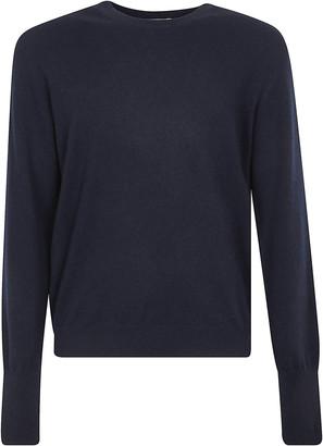 Ballantyne Round Neck Plain Pullover