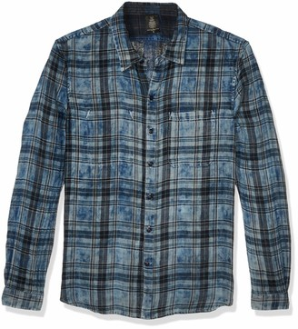 John Varvatos Men's Long Sleeve Shirt