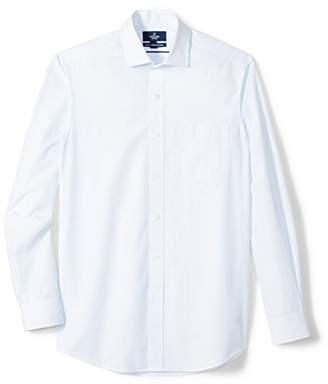 Buttoned Down Amazon Brand Men's Classic Fit Spread-Collar Supima Cotton Dress Casual Shirt