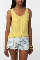 Urban Outfitters Ecote Hi/Lo Tank Top