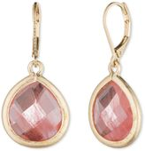 lonna & lilly Cherry Quartz Drop Earrings