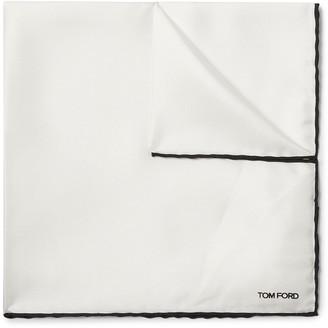 Tom Ford Silk-Twill Pocket Square