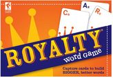 U.s. games systems Royalty Word Card Game by U.S. Games Systems