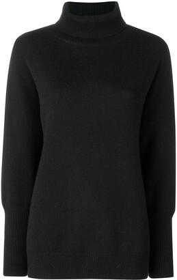 Chinti and Parker Loose Cashmere Sweater