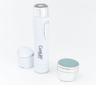 Conture Single Speed Hair Remover & Exfoliation for Face & Body