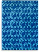 Bed Bath & Beyond Jacquard Scales Beach Towel for Two