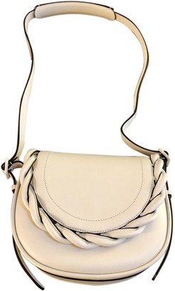 Marco De Vincenzo \N White Leather Handbags
