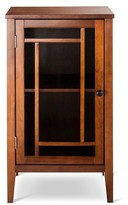 Nobrand No Brand Luther One-Door Storage Cabinet - Brown
