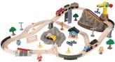 Kid Kraft Bucket Top Construction Train Set