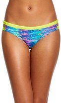 Speedo Missy Franklin Endurance Lite Rainbow Tides Double Band Swimsuit Bottom 8149885