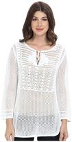Tommy Bahama Willa Crochet Pullover Tunic