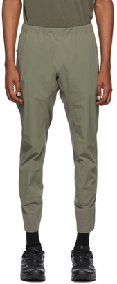 Veilance Taupe Secant Comp Trousers