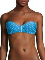 Vince Camuto Port Vila Underwire Bandeau Bikini Top
