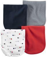 Carter's Baby Boy 4-pk. Sporty & Striped Burp Cloths