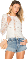 Lovers + Friends Lotus Top